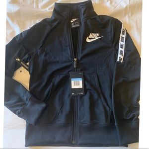 Boys Nike trico jacket